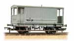 38-551 Bachmann Branchline Midland 20T Brake Van BR Grey (without Duckets)